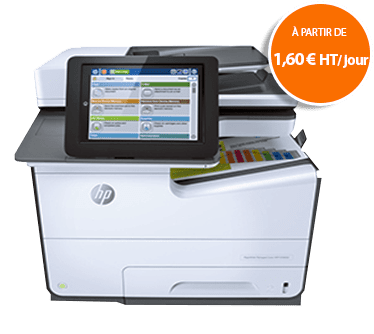 MFP A4 COULEUR PAGE WIDE 58650