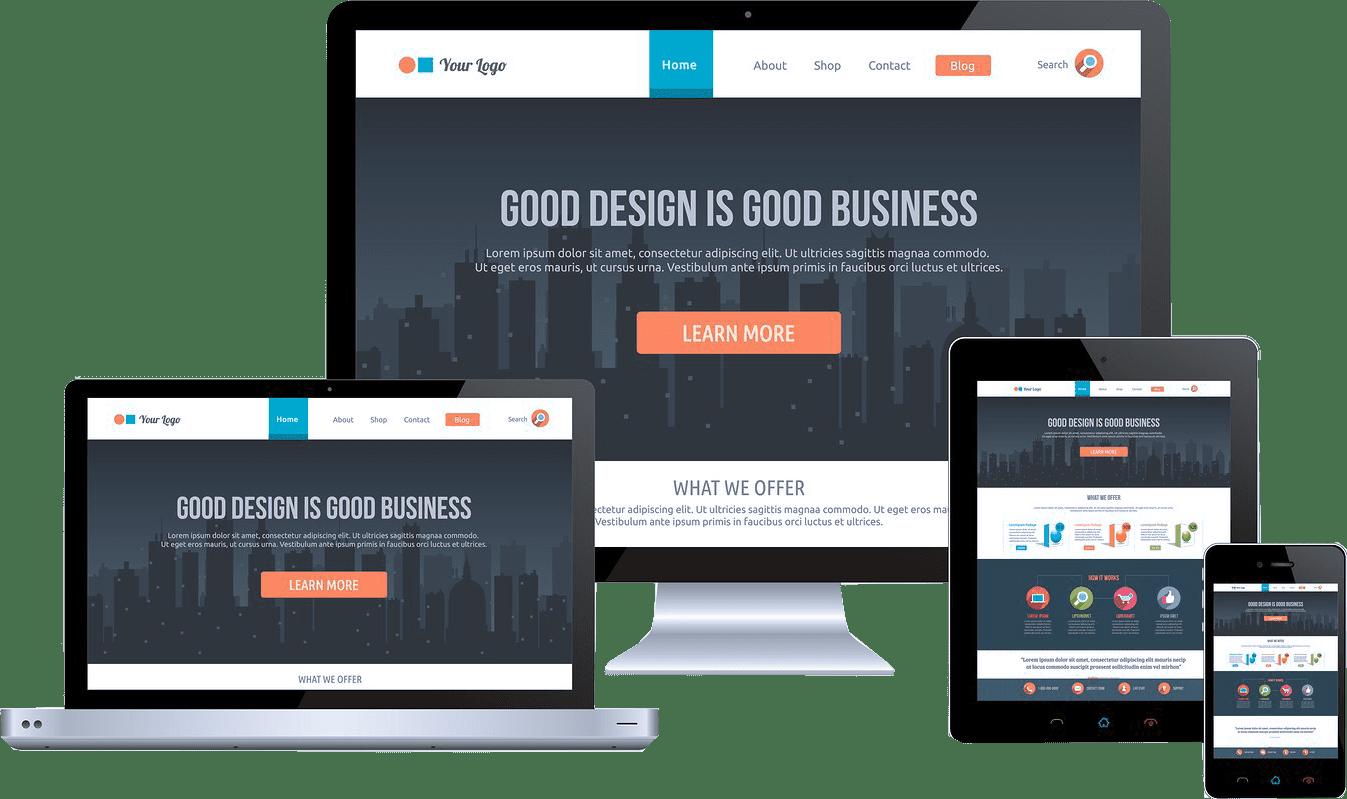Profitez d'un site Internet design, performant et sécurisé